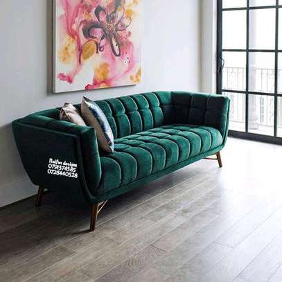Modern three seater sofas/classic sofas for sale in Nairobi Kenya image 1