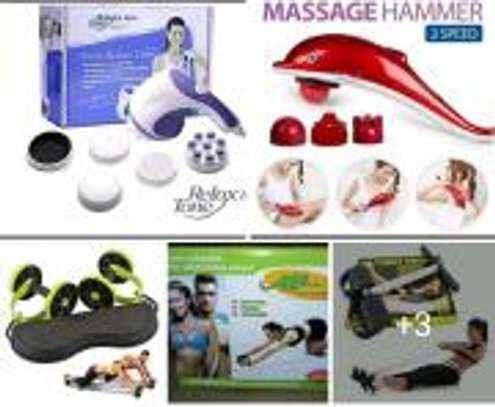 Revoflex and Dolphin massager on offer image 1