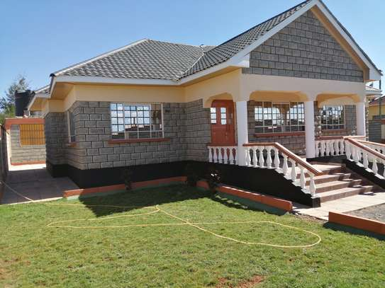 4 Bedroom Bungalow To Let in Athi River