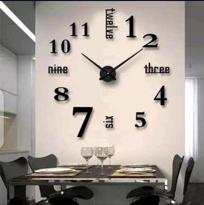 DIY Wall clock image 2