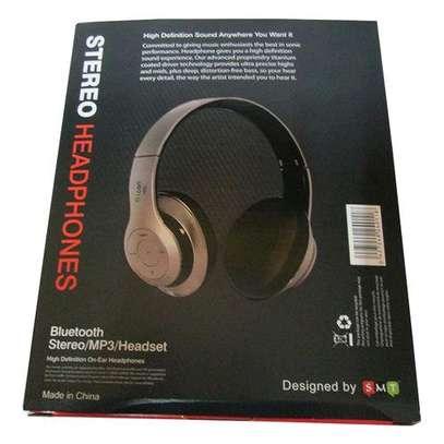 Icom Supper Bass Bluetooth Headphones Wireless Stereo/MP3/FmRadio image 2