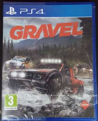 Gravel (Ps4) Game image 1