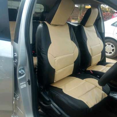 Fitting car seat covers