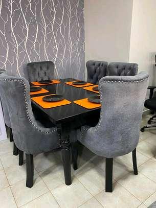 6 seater diningset image 1