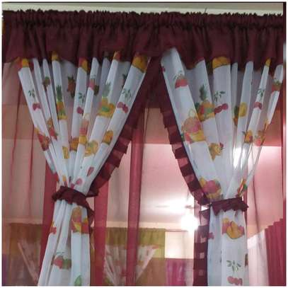 Decorative Kitchen Curtains image 1