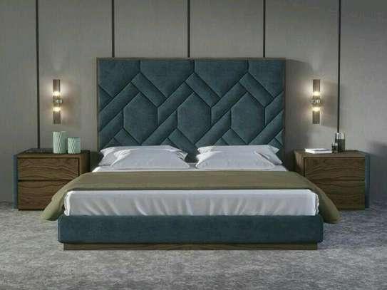 Unique bed/modern 6*6 bed. image 1