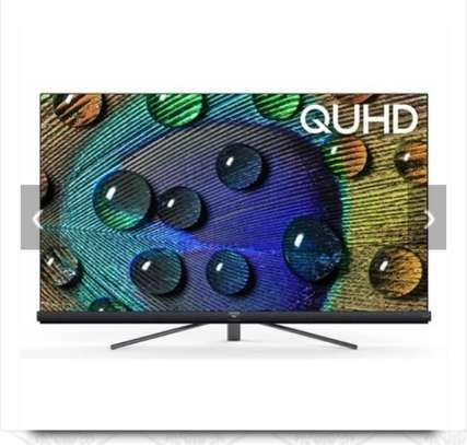 TCL 65 Inch 4K QUHD Smart Android TV 65C8 image 1