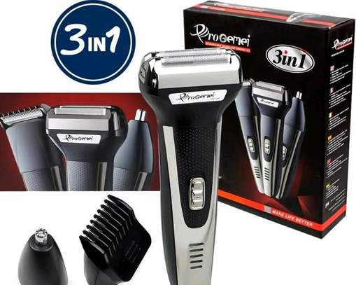 3in1 professional Hair Shaver image 1
