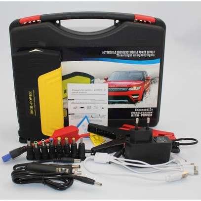 Car Jump Starter Kit