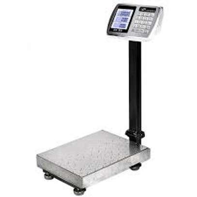 Digital Platform Weighing Scale100kg image 1