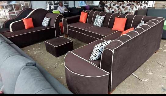 L- Shaped Sofa Set in Nairobi | PigiaMe