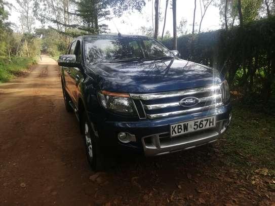 Ford Ranger XLT image 1