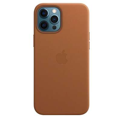iPhone 12 Pro Max Leather Case with MagSafe image 2