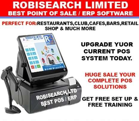 ROBISEARCH POINT OF Sale System POS For A Retail