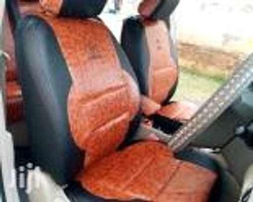 Tudor Car Seat Covers image 3