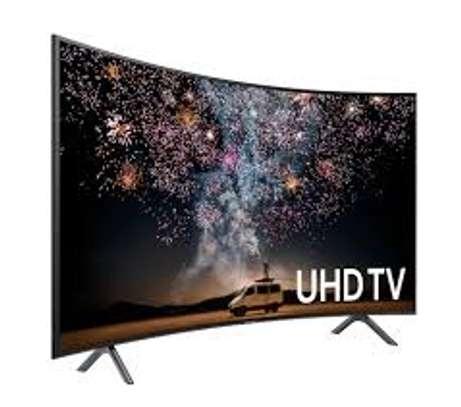 New Samsung 65 inch Curved 65TU8300 Smart UHD-4K Digital TVs image 1