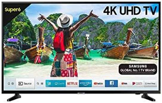 Samsung 50 inches Smart UHD-4K Digital TVs 50TU8000