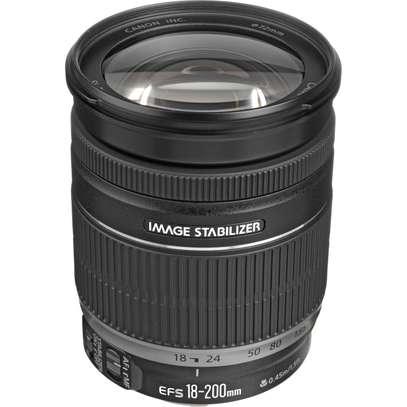 Canon Lense 18-200MM image 1