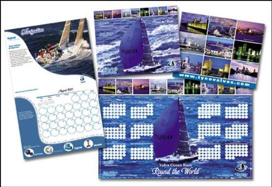 Calendar Design and Printing image 3