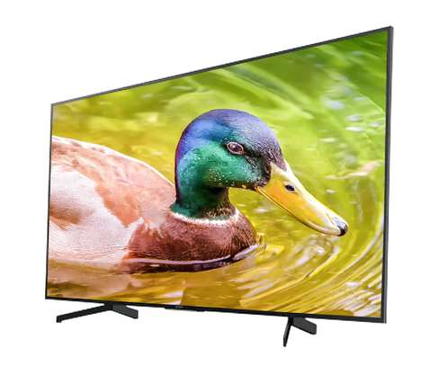 "Sony 65X8000G - 65"" - 4K Ultra HD ANDRIOD ACTIVE HDR Smart TV - 2019 MODEL - Black"