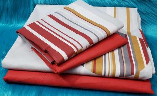Classy Cotton Bed sheets(6pcs) image 9