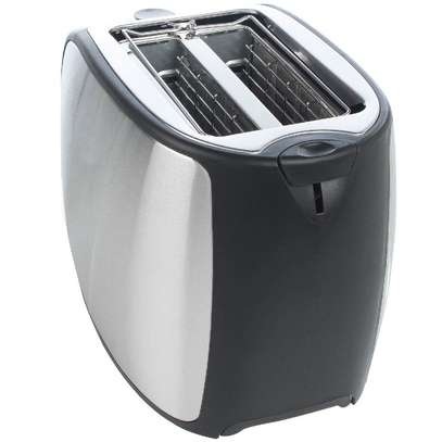 2 SLICE POP UP TOASTER STAINLESS STEEL- RM/258 image 3
