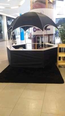 Unique Exhibition Tent for hire image 2