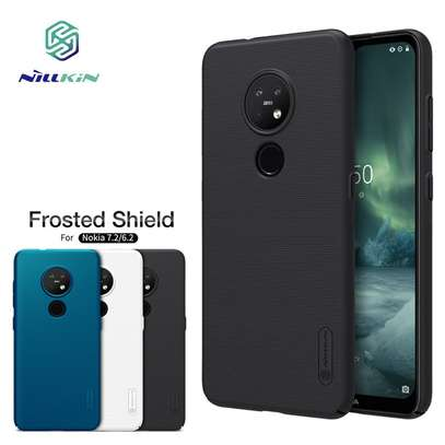 NILLKIN Super Frosted Shield Back Cover For Nokia 7.2 and Nokia 6.2 image 4