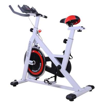 Exercise Spin Bike Semi-Commercial image 2