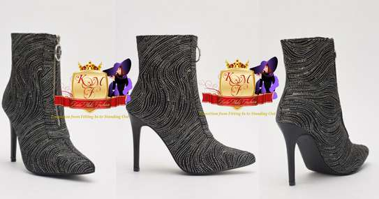 High Heels Ankle Boots From UK. image 2