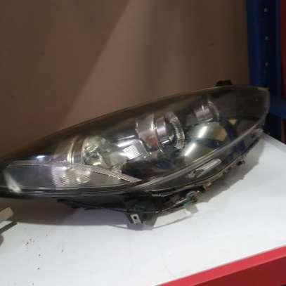 Ex Japan headlight demio xenon image 1