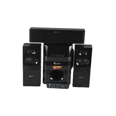 Sayona SHT 1131BT - 3.1 Channel 15000W HD Multimedia Speaker With Subwoofer -Superb Quality Sound image 1