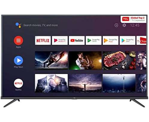 TCL 32  inch smart Android TV(TCL WARRANTY) image 1