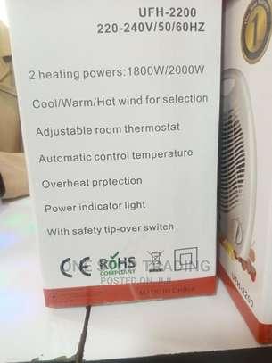 Uken Room Heater image 1