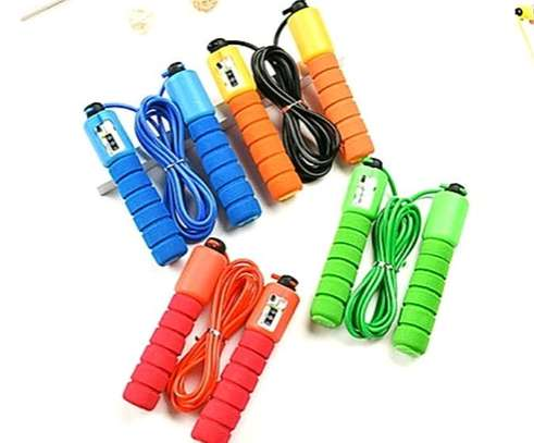 Skipping Rope With Jump Counter image 2