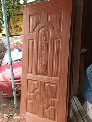 Mahogany doors image 3