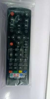 Original Bamba Digital tv universal remote control image 1