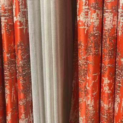ASSORTED CURTAINS image 1