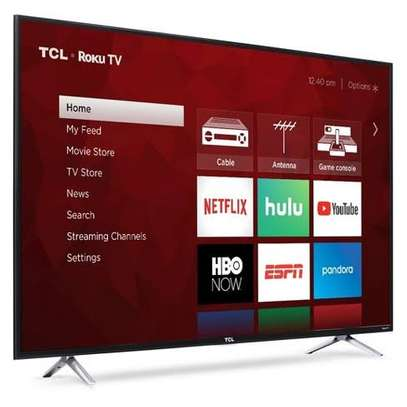 TCL 55 inch digital smart android 4k 55 inches image 1