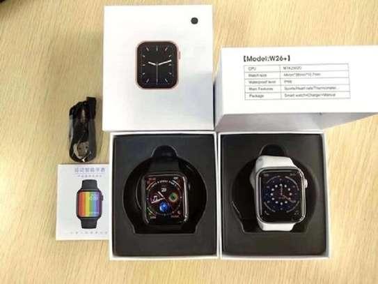 W26 Plus Smart Watch Series 6 year 2021 image 2