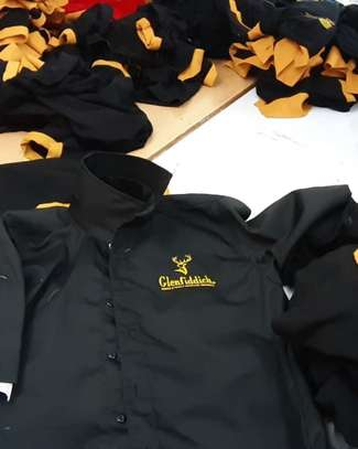 Corporate shirts/Staff uniforms Uniforms