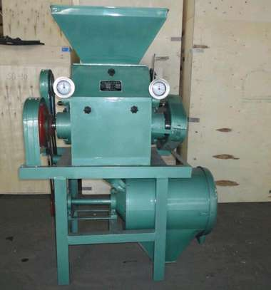 roller and crusher