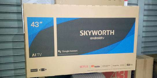 Skyworth Smart Android 43inch TV image 2