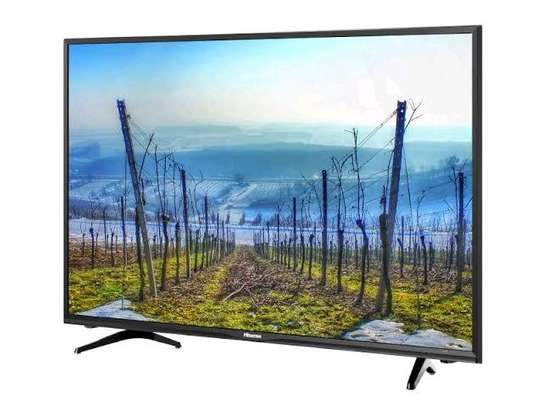 HISENSE , 75″, 4K UHD LED SMART TV – GREY image 1