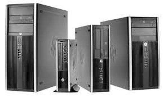 Hp Core 2 duo Desktop/Tower image 1