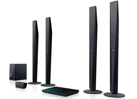 Sony DAV-DZ950 - 5.1Ch DVD Home Theater System - 1000Watts - Black image 2