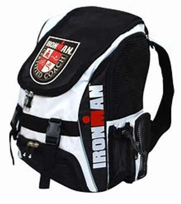 Action Figure Backpack