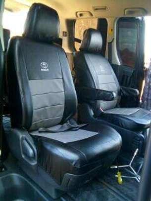 Light touch car seat covers