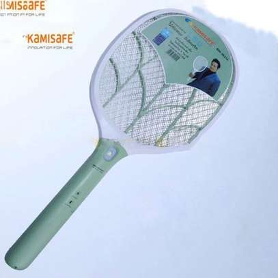 Kamisafe Electric Mosquito Bat Swatter Killer With Torch (ADVANCED) image 3