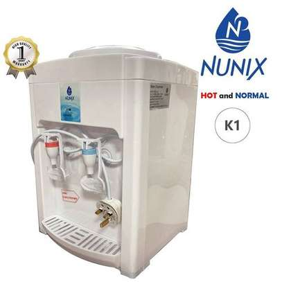 Nunix K1 Table Top Hot And Normal Water Dispenser image 2